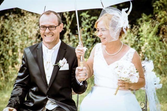 Hochzeitsfotograf von Wille lachen 2