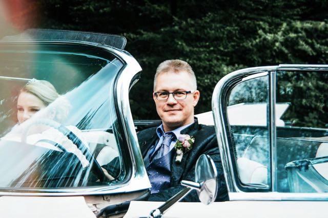 Hochzeitsfotograf von Wille Auto