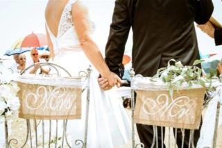 Hochzeitsfotografie Hand in Hand 2