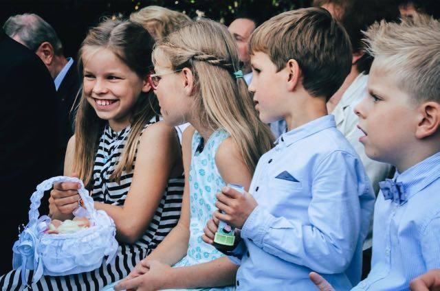 Hochzeitsfotografie Kinder von Wille