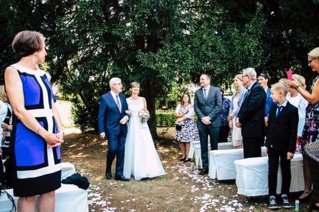 Hochzeitsfotografie Trauung von Wille