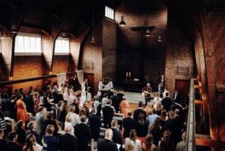 Hochzeitsfotografie von Wille Kirche
