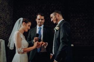 Fotografie von Wille Hochzeit Ringe