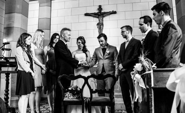Hochzeitsfotograf von Wille Kirche